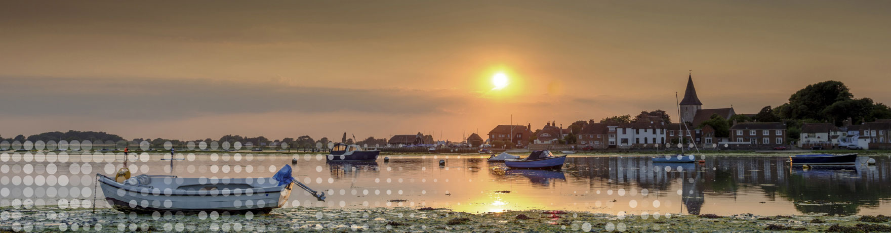 View of Bosham harbour | Bosham Clinic Dental