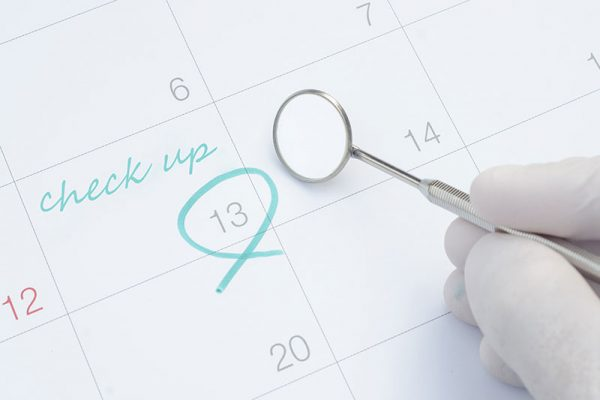 Check up in Diary | Bosham Clinic Dental