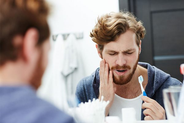 Man with Tooth Pain | Bosham Clinic Dental